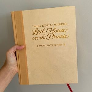 LITTLE HOUSE ON THE PRAIRIE COLLECTORS EDITION